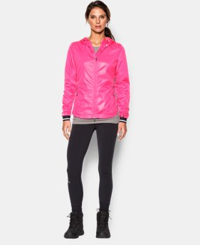 Women's UA Storm Layered Up Jacket  1 Color $53.99 to $67.99