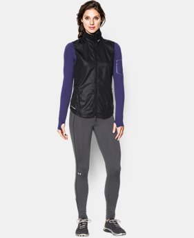 Women's UA Storm Layered Up Vest LIMITED TIME: FREE SHIPPING 1 Color $84.99