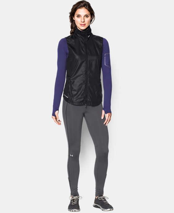 Women's UA Storm Layered Up Vest  1 Color $63.99