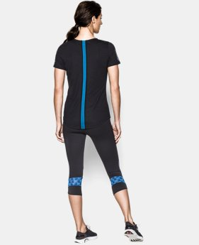 Women's UA Charged Wool Short Sleeve  2 Colors $35.99 to $44.99