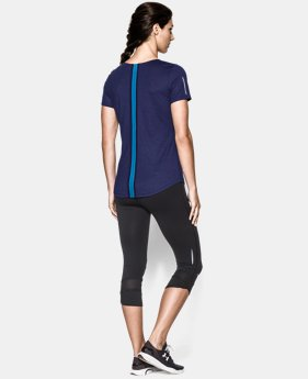 Women's UA Charged Wool Short Sleeve