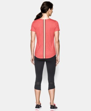 Women's UA Charged Wool Short Sleeve LIMITED TIME: FREE U.S. SHIPPING 1 Color $44.99 to $47.99