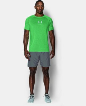 Men's UA Run Twist Short Sleeve T-Shirt LIMITED TIME: FREE U.S. SHIPPING 1 Color $17.99 to $22.99