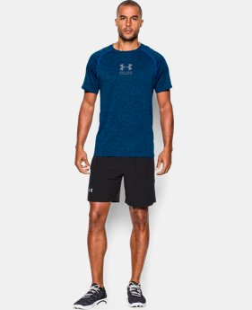 Men's UA Run Twist Short Sleeve T-Shirt