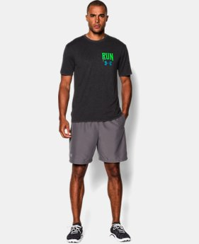 Men's UA Run Into Ground T-Shirt