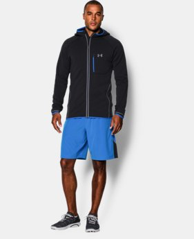 Men's UA Charged Wool Run Hoodie LIMITED TIME: FREE U.S. SHIPPING  $112.49
