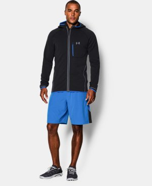Men's UA Charged Wool Run Hoodie LIMITED TIME: FREE U.S. SHIPPING 1 Color $112.49