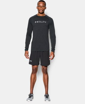 Men's UA Run Twist Long Sleeve T-Shirt