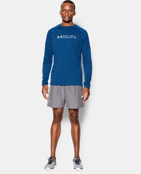 Men's UA Run Twist Long Sleeve T-Shirt  1 Color $23.99