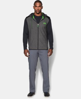 Men's UA ColdGear® Infrared Fleece Vest  1 Color $52.99