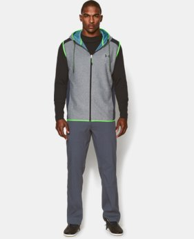 Men's UA ColdGear® Infrared Fleece Vest LIMITED TIME: FREE U.S. SHIPPING 1 Color $39.74