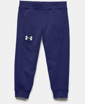 Girls' UA Rival Fleece Capri