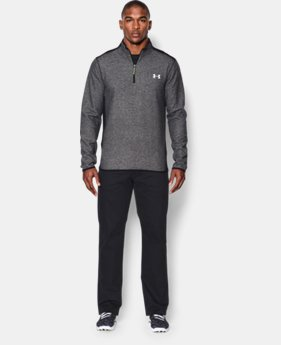 Men's UA ColdGear® Infrared Fleece ¼ Zip  4 Colors $38.99 to $39.99