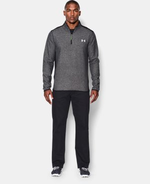 Best Seller  Men's UA ColdGear® Infrared Fleece ¼ Zip  2 Colors $59.99 to $79.99
