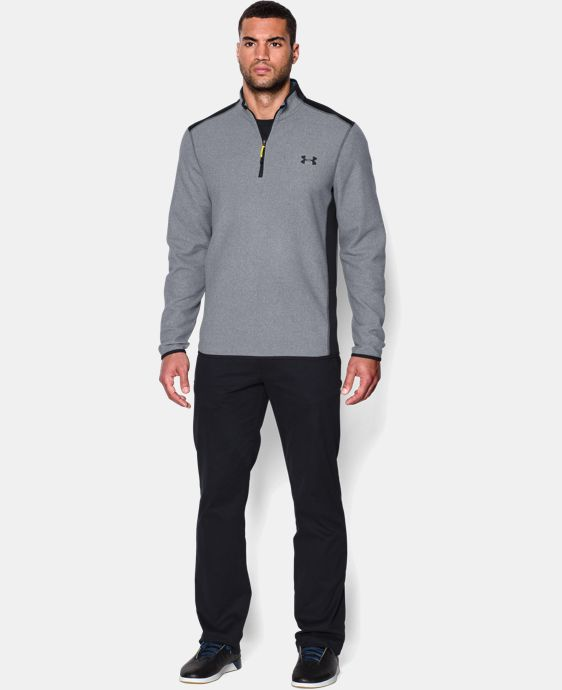 Men's UA ColdGear® Infrared Fleece ¼ Zip  10 Colors $59.99
