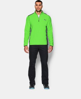Men's UA ColdGear® Infrared Performance Fleece ¼ Zip  4 Colors $41.99 to $52.99