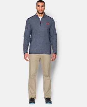 Men's UA ColdGear® Infrared Performance Fleece ¼ Zip  7 Colors $41.99 to $52.99