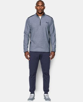Men's UA ColdGear® Infrared Fleece ¼ Zip  1 Color $38.99 to $39.99