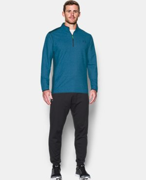 New Arrival Men's UA ColdGear® Infrared Fleece ¼ Zip  3 Colors $69.99