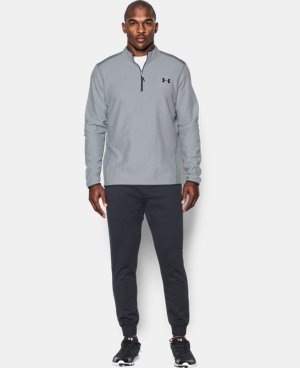 Men's UA ColdGear® Infrared Fleece ¼ Zip  3 Colors $79.99