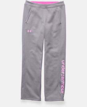 Girls' UA Storm Armour® Fleece Pant