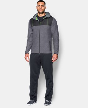 Men's UA ColdGear® Infrared Fleece Hoodie  4 Colors $74.99