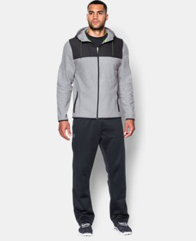 Men's UA ColdGear® Infrared Fleece Hoodie LIMITED TIME: FREE SHIPPING 2 Colors $65.24 to $74.99
