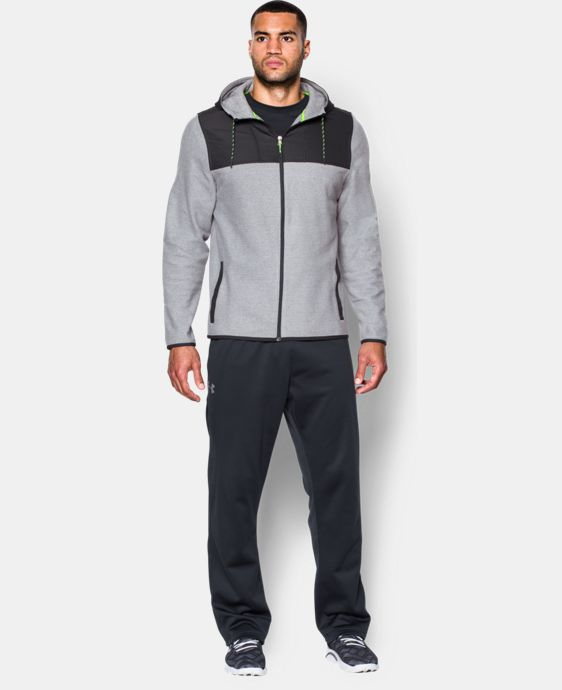 Men's UA ColdGear® Infrared Fleece Hoodie  2 Colors $65.24 to $86.99