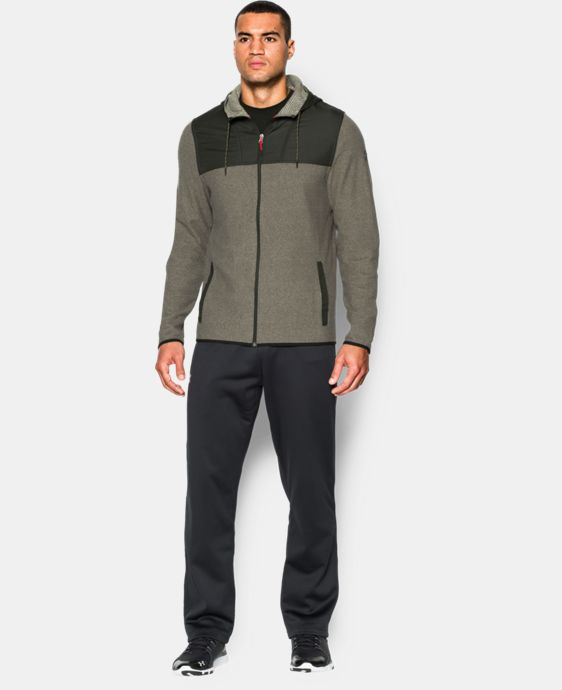 Men's UA ColdGear® Infrared Fleece Hoodie LIMITED TIME: FREE U.S. SHIPPING 1 Color $74.99