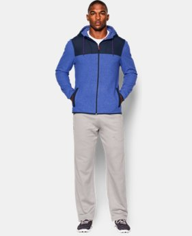 Men's UA ColdGear® Infrared Fleece Hoodie  1 Color $68.99 to $86.99
