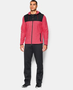 Men's UA ColdGear® Infrared Fleece Hoodie  1 Color $59.99 to $74.99