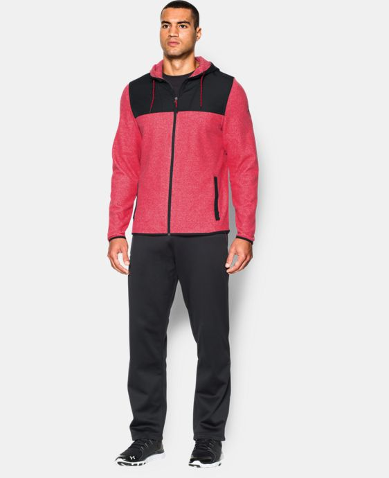 Men's UA ColdGear® Infrared Fleece Hoodie LIMITED TIME: FREE U.S. SHIPPING 1 Color $59.99 to $74.99