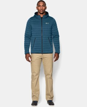 Men's UA Quilted Zip Hoodie  2 Colors $83.99 to $104.99