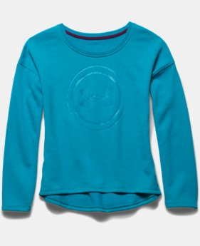 Girls' UA Catalyst Long Sleeve