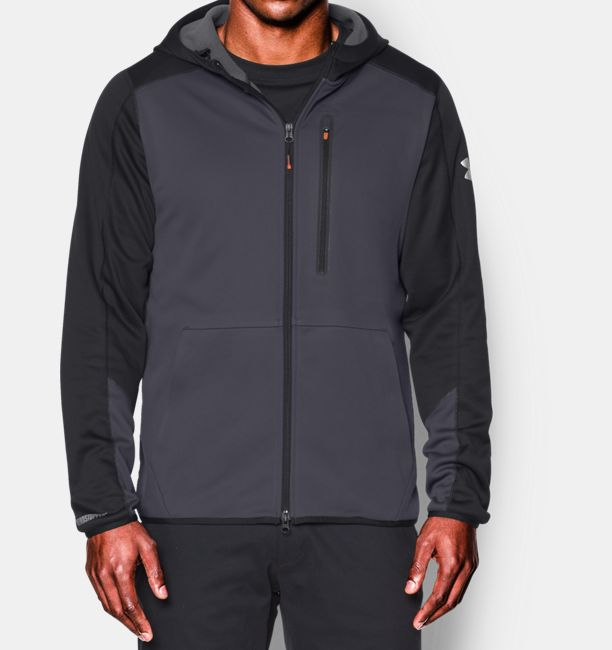 Under Armour  GoreTex Windstopper FullZip Hoodie  Men's 64656