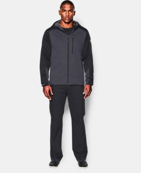 Men's UA Storm WINDSTOPPER® Full Zip Hoodie  1 Color $168.99