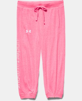Girls' UA Half-Time Capri