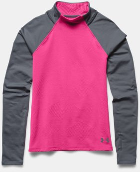 Girls' UA ColdGear® Infrared Mock