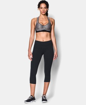Women's Armour® High Bra  1 Color $34.99