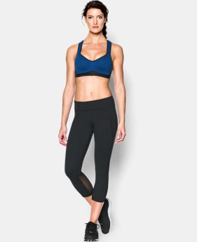 New to Outlet Women's UA Armour High Bra  1 Color $41.99