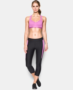 Women's Armour® High Bra LIMITED TIME: FREE U.S. SHIPPING 2 Colors $31.49 to $41.99