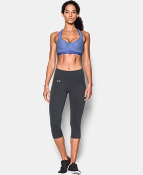 Best Seller Women's Armour® High Bra LIMITED TIME: FREE U.S. SHIPPING 8 Colors $54.99