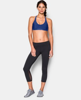 Women's UA Armour Low Bra  1 Color $22.99