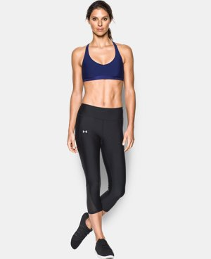 Women's Armour® Low Bra LIMITED TIME: FREE U.S. SHIPPING 1 Color $14.24 to $24.99