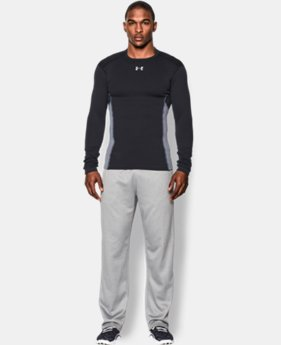 Men's UA ColdGear® Armour® Stretch Mock  2 Colors $59.99