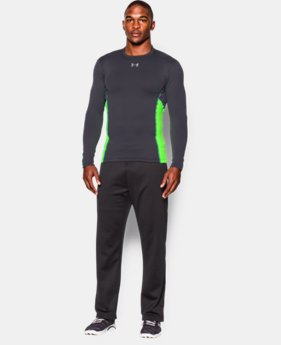 Men's UA ColdGear® Armour® Stretch Mock  1 Color $59.99