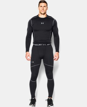 Men's UA ColdGear® Armour® Stretch Leggings  1 Color $41.99