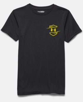 Boys' UA Armour Up T-Shirt