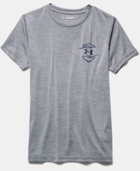Boys' UA Armour Up T-Shirt  1 Color $29.99