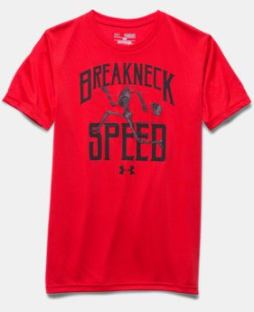 Boys' UA Break Neck Speed T-Shirt